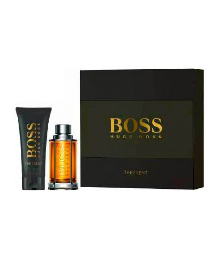 Cofanetto Boss The Scent Uomo - Eau de Toilette 50 ml + Gel Doccia 100 ml