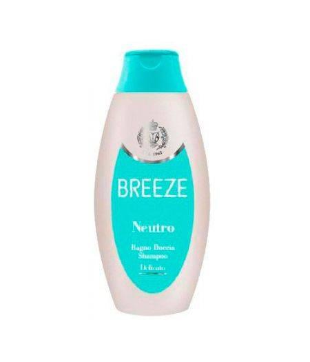 Breeze Neutro - Bagno Doccia Shampoo Delicato 400 ml