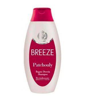 Breeze Patchouly - Bagno Doccia Shampoo Rivitalizzante 400 ml