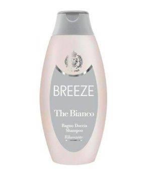Breeze The Bianco - Bagno Doccia Shampoo Rilassante 400 ml