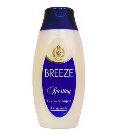 Breeze Sporting - Doccia Shampoo 250 ml
