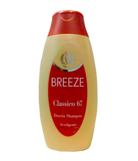 Breeze Classico 67 - Doccia Shampoo Avvolgente 250 ml