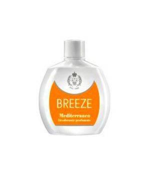 Mediterraneo - Deodorante Squeeze Senza Gas 100 ml