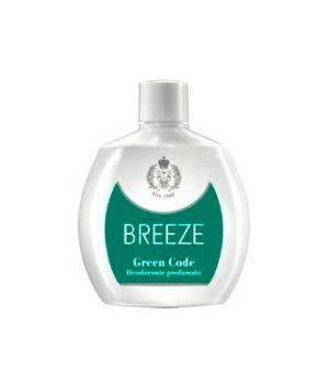 Green Code Freschezza Alpina - Deodorante Squeeze Senza Gas 100 ml