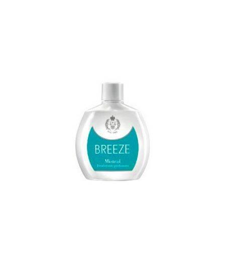 Mistral - Deodorante Squeeze Senza Gas 100 ml