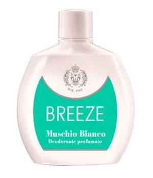 Muschio Bianco - Deodorante Squeeze Senza Gas 100 ml
