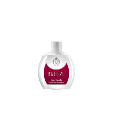 Patchouly - Deodorante Squeeze Senza Gas 100 ml