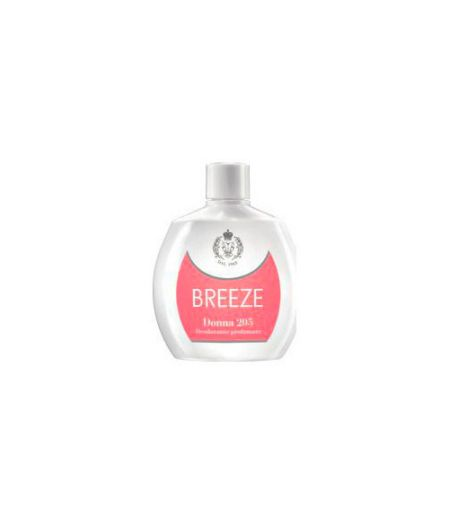 Donna 205 - Deodorante Squeeze Senza Gas 100 ml
