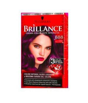 Brillance Crema Colorante Intensiva 888 Londra Viola Rosso