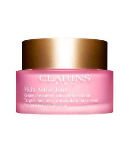 Multi-Active Creme Jour Peaux Seches - Crema Viso Giorno Prime Rughe per Pelle Secca 50 ml