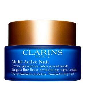 Multi-Active Nuit Confort - Crema Viso Notte Prime Rughe Pelli da Normali a Secche 50 ml