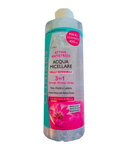 Acqua Micellare 3in1 Pelli Sensibili 400 ml