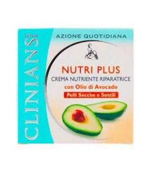 Nutri Plus Crema Nutriente Riparatrice Pelli Secche e Sottili 50 ml