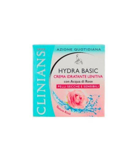 Hydra Basic Crema idratante lenitiva pelli secche e sensibili 50 ml