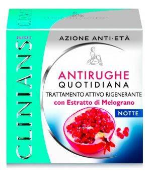 Crema Antirughe Quotidiana Notte All'Estratto Di Melograno 50 ml