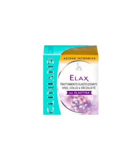 Crema Elasticizzante, Dermo-Rassodante Con Collagen Complex Elax-Htc Viso Collo  E Decoltee'  50Ml