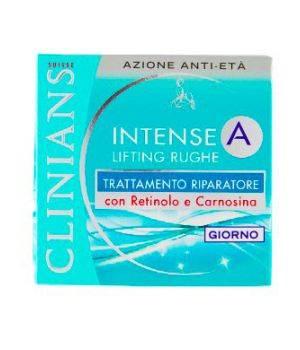 Intense A Lifting Rughe Giorno Trattamento Riparatore con Retinolo e Carnosina 50 ml