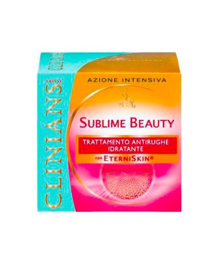 Sublime Beauty Trattamento Antirughe Idratante 50 ml