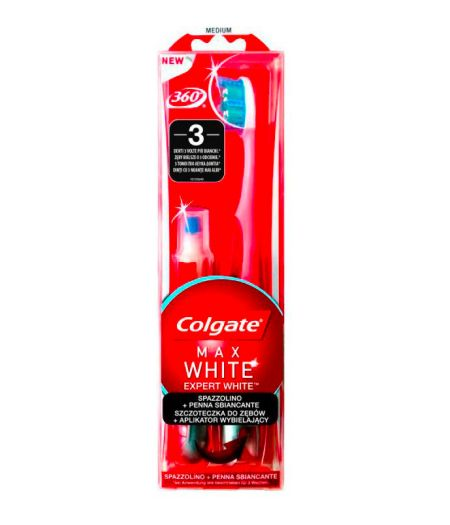 Max White Expert White Spazzolino + Penna Sbiancante 5 ml
