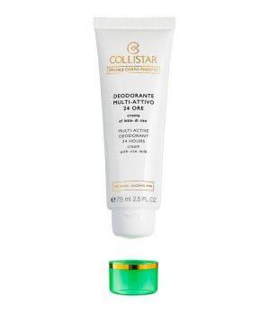 Speciale Corpo Perfetto Deodorante Multi-Attivo 24 Ore Crema Latte di Riso  75 ml