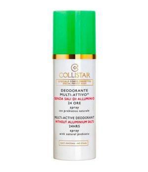 Deodorante Multi-Attivo Senza Sali di Alluminio 24H 100 ml