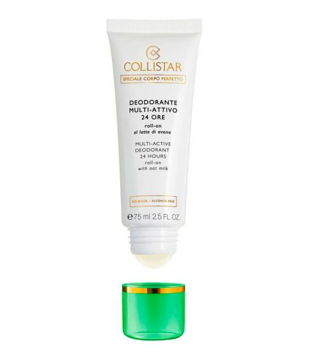 Speciale Corpo Perfetto Deodorante Multi-Attivo 24 Ore Roll-On Latte di Avena 75 ml