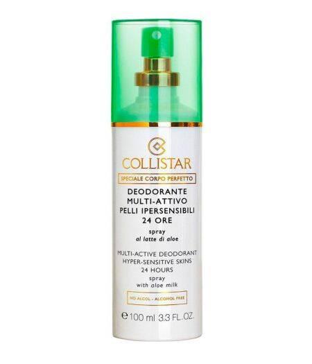 Speciale Corpo Perfetto Deodorante Multi-Attivo 24 Ore Spray Latte di Aloe 100 ml