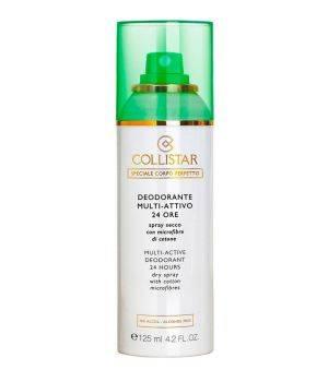 Speciale Corpo Perfetto Deodorante Multi-Attivo 24 Ore Spray Secco Microfibre di Cotone 125 ml
