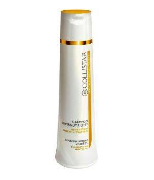 Shampoo Supernutriente - Capelli Secchi Sfibrati e Trattati 250 ml
