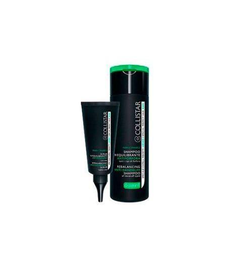 Kit Trattamento Antiforfora Perfezione Cute Uomo - Scrub 50 ml +  Shampoo 200 ml