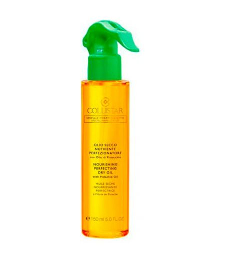 Olio Secco Nutriente Perfezionatore con Olio di Pistacchio - Olio Corpo 150 ml