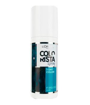 Colorista Spray 1 Day Color - Colorazione Temporanea 75 ml Turquoise