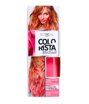 Colorista Washout 1 Week - Colorazione Temporanea 80 ml Dirtypink