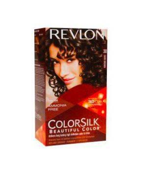ColorSilk - Tinta per Capelli 30 Dark Brown