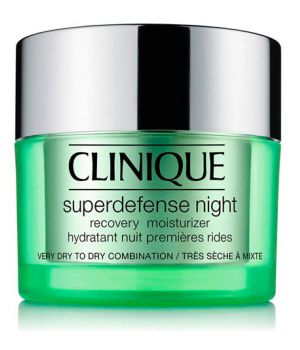 Superdefense Night 1-2 Dry/Combination Skin - Crema Viso Notte 50 ml