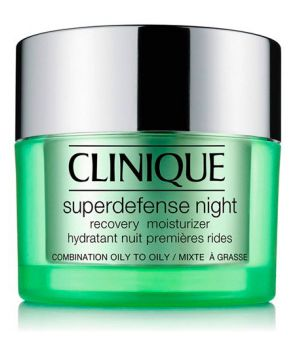 Superdefence Night 3-4 Combination/Oily Skin - Crema Viso Notte 50 ml