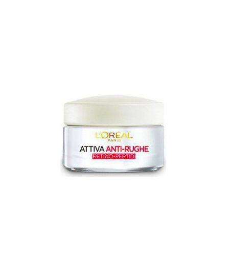 Attiva Anti-Rughe Trattamento Intensivo Anti-Rughe Anni 45+ Giorno e Notte 50 ml