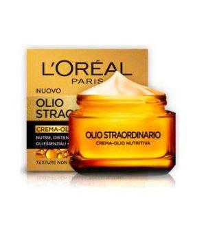 Olio Straordinario - Crema Olio Viso Nutritivo 50 ml