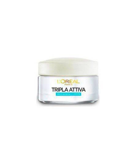 Tripla Attiva Crema Idratante Protettiva Pelli Normali o Miste 50 ml