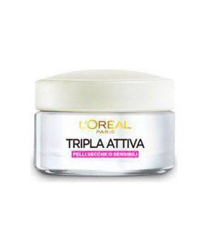 Tripla Attiva Crema Idratante Pelli Secche o Sensibili 50 ml