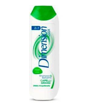 by Lux 2in1 Shampoo & Balsamo Capelli Grassi 250 ml