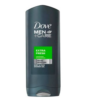 Men Extra fresh - Bagnoschiuma 400 ml