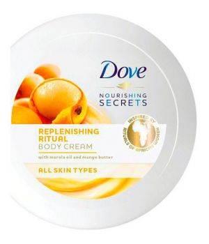Nourishing Secrets Body Cream Marula Oil - Crema Corpo 250 ml