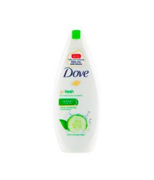 Go Fresh Docciaschiuma Nutriente Profumo di Te' Verde e Cetriolo 250 ml