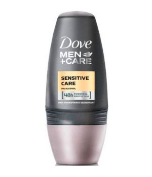 Men+Care Sensitive Care  - Deodorante Roll-On 50 ml