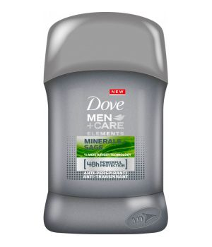 Men+Care Minerals+Sage Deodorante Stick 40 ml