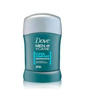 Deodorante Uomo Stick Men+Care Clean Comfort Senza Alcool 40 Ml