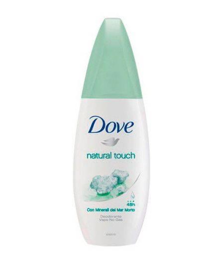 Deodorante Vapo Natural Touch 75 Ml Senza Alcool Con Minerali Del Mar Morto