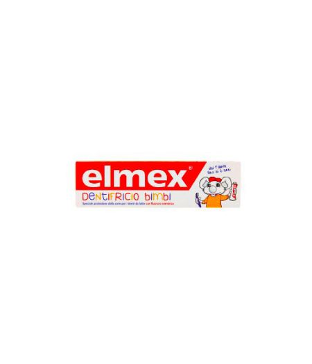 Dentifricio Bimbi 3-6 Anni 50 ml