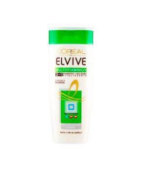 Multivitaminico 2in1 Shampoo + Balsamo Vitalizzante Tutti i tipi di Capelli 250 ml